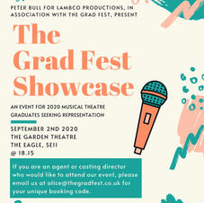 The Grad Fest Showcase