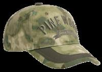 Pinewood Moss Green Camo Cap