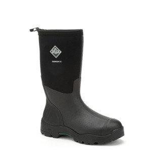 Muck Boot Mens Derwent II in Black - Size 9