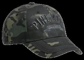 Pinewood Black Camo Cap