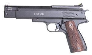 Weihrauch HW45 Spring - Over Lever Pistol