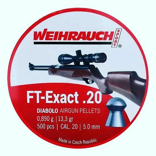 Weirauch FT Exact 20cal