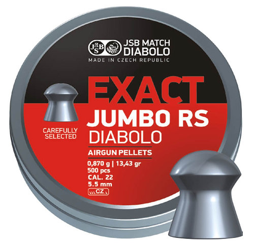 JSB Exact Jumbo RS 22 cal (5.52)
