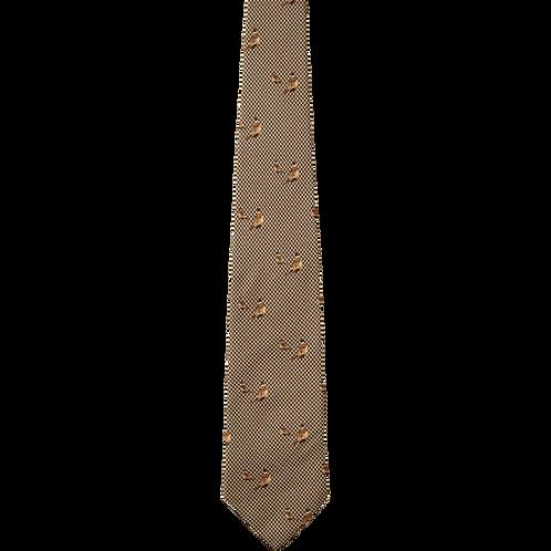Seeland Mens Morgan Silk Tie