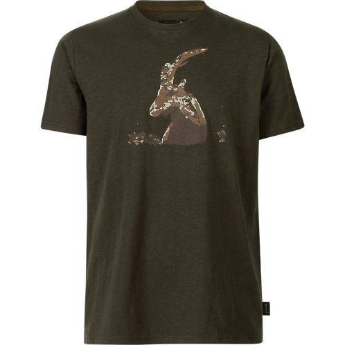 Seeland Flint Motif Mens T-Shirt