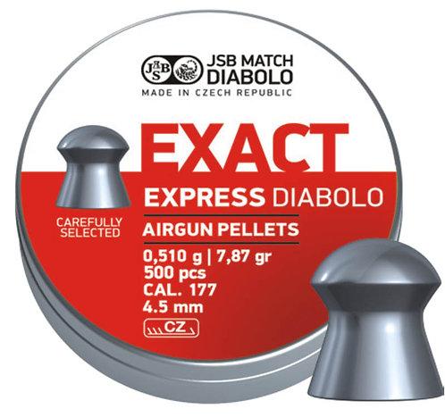JSB Exact EXPRESS Diabolo 177 cal (4.52)