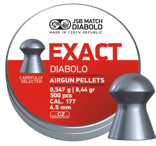 JSB Exact Diabolo 177 cal (4.51)