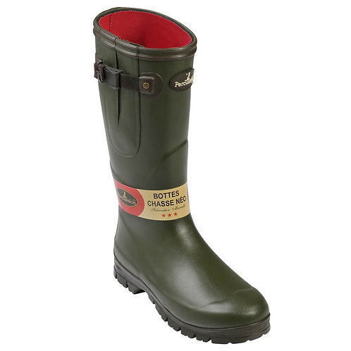 Percussion Sologne Wellingtons