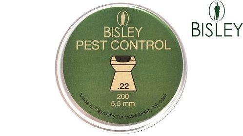 Bisley Pest Control .22 cal