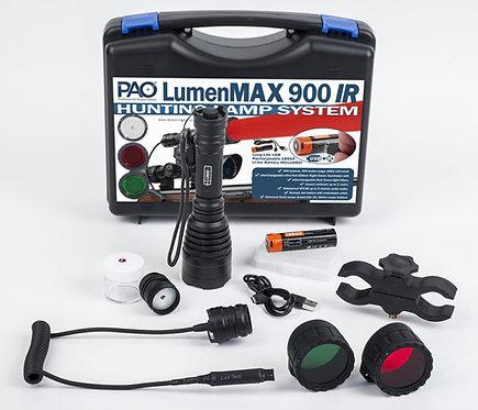 PAO LumenMax 900 IR Gun mounted lamping kit