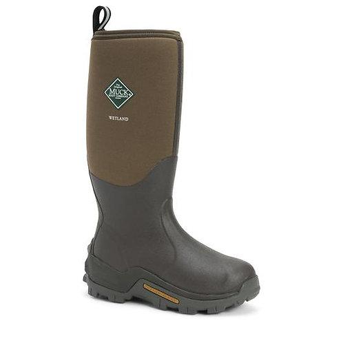 Muck Boot Wetland Unisex Wellington -Colour Bark