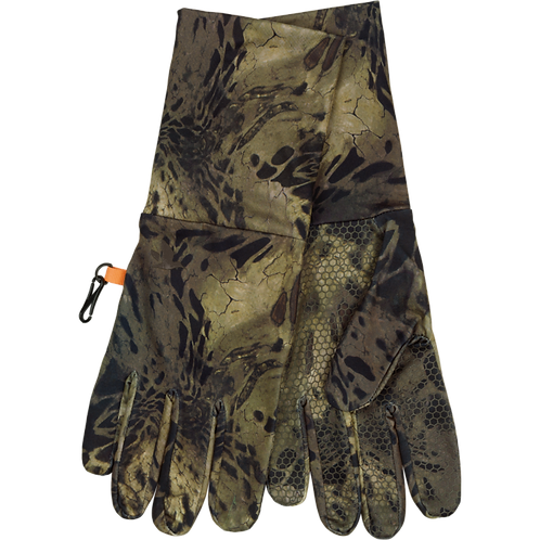 Seeland Mens Hawker Camo Scent Control Gloves