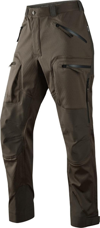 Seeland Hawker soft shell trousers - Pine green