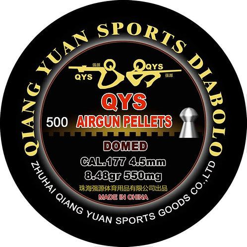 QYS Domed Pellets