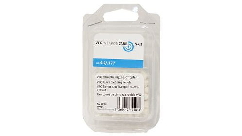 VFG Weaponcare Quick cleaning pellets