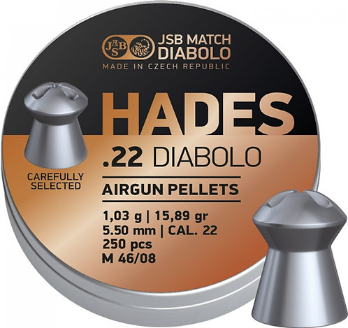 JSB Hades 22 cal