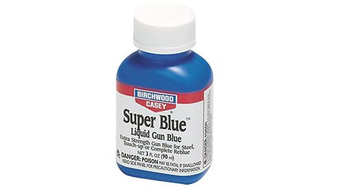 Super Blue Liquid Gun Blue