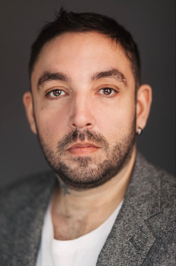 Omar Shaker Acting Headshot