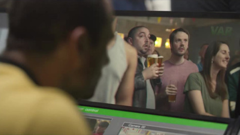 Paddy Power TV Commercial
