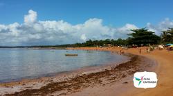 Praia dos Padres Aracruz