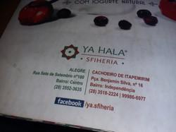 Ya Hala Sfiheria