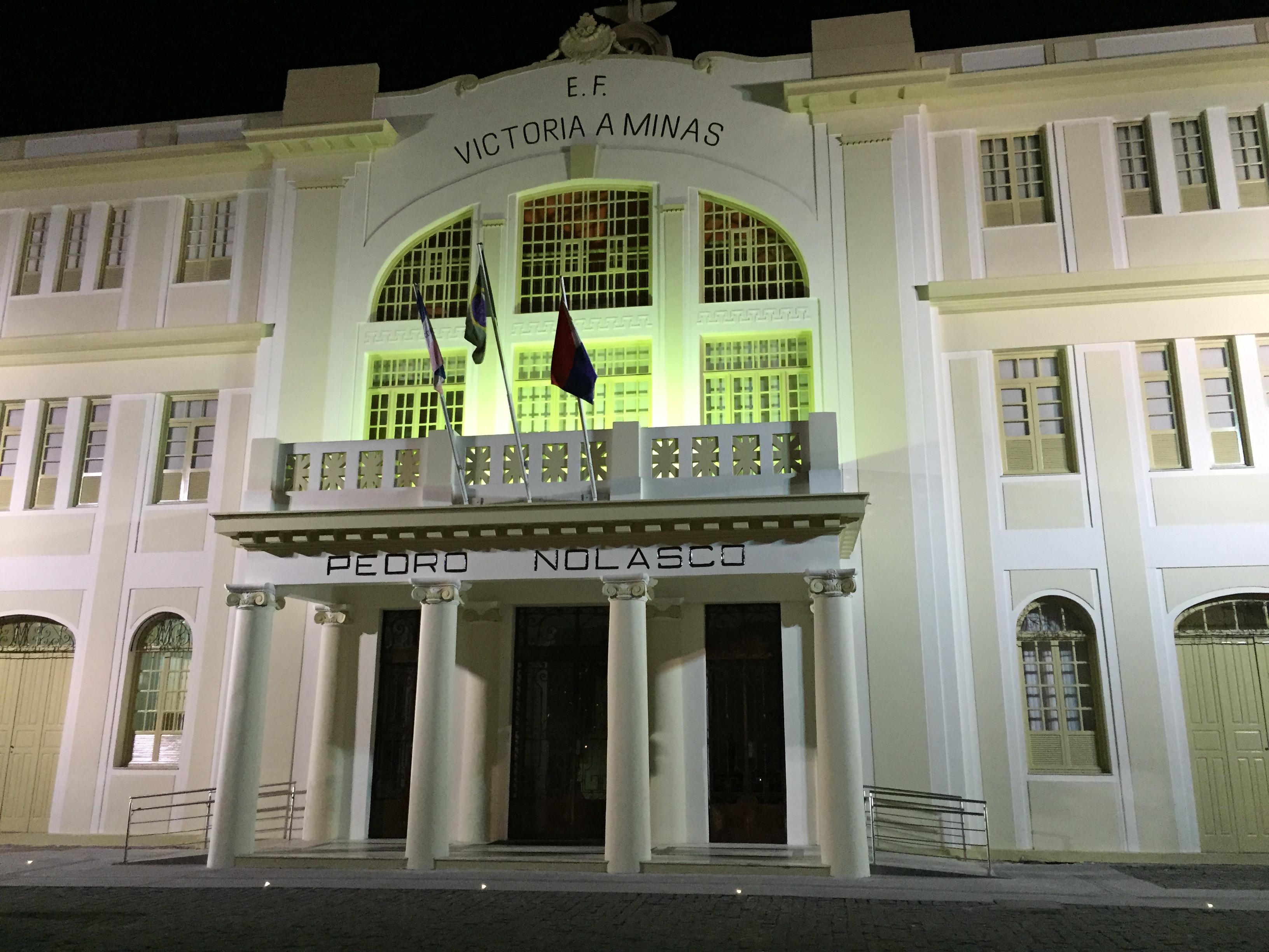 Museu Ferroviário Vale do Rio Doce