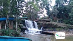Véu de Noiva Cachoeira Parque