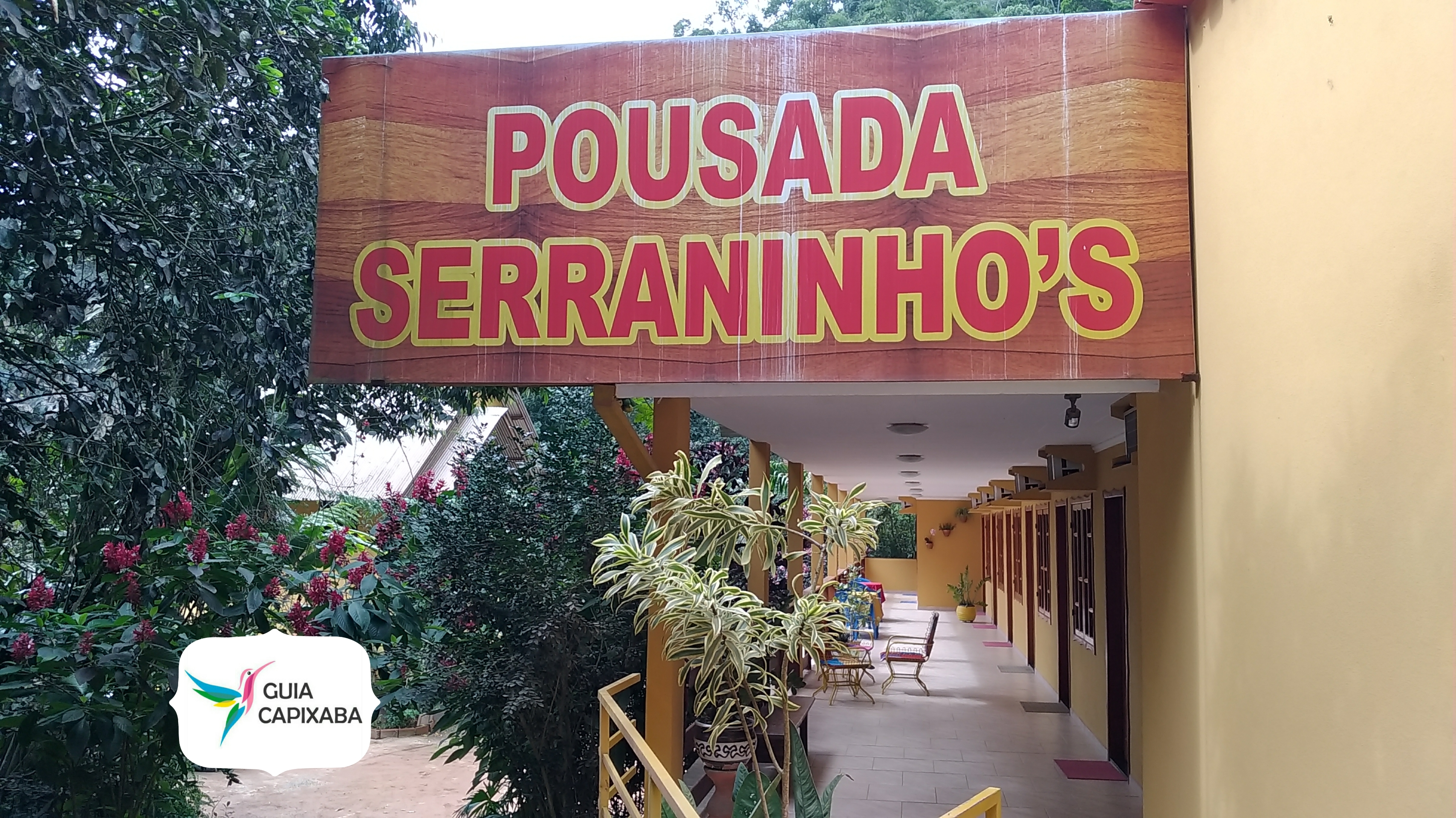 Pousada Serraninhos