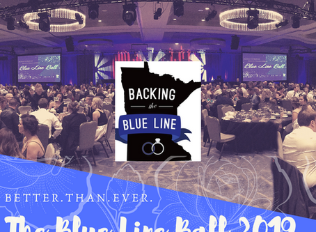 Better Than Ever: The Blue Line Ball 2019
