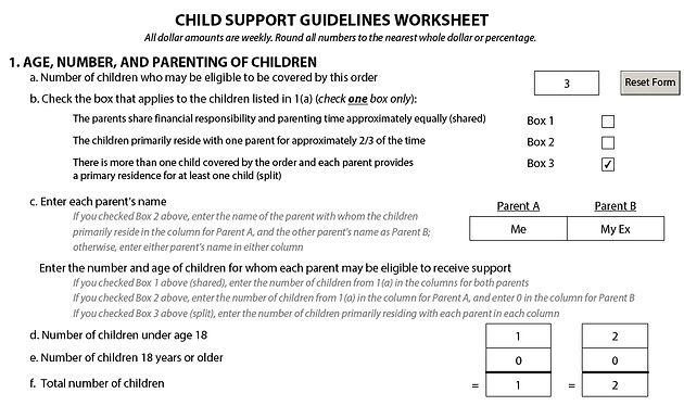 Child Support Guidelines Worksheet Ma as well monwealth of Machusetts Probate and Family Court Department in addition ▷ Good Child Support Agreement S le Doent S le 650 838 moreover ly Ohio Child Support Estimator Beautiful Ohio Child Support additionally Child Support Guidelines Worksheet  Child Support Guidelines further Latest Machusetts Child Support Guidelines Worksheet additionally Kansas Child Support Worksheet as Well as Child Support Guidelines together with Child Support Guidelines Worksheet   Briefencounters Worksheet furthermore Child Support and Custody   Ryan za Carey moreover  besides  furthermore Virginia Child Support Worksheet ly Child Support Worksheet A in addition Colorado Child Support Worksheet   holidayfu also  further M Child Support Worksheet   Siteraven likewise Machusetts Child Support Guidelines   Bureaucratic Circle Jerk. on child support guidelines worksheet ma