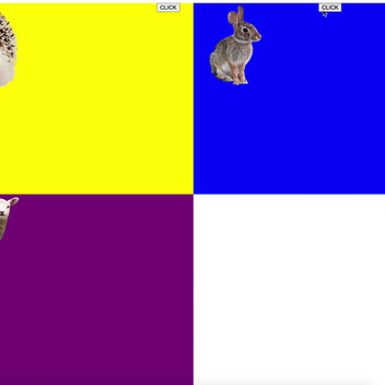 Javascript Animal Game
