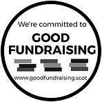 Fundraising Guarantee Logo - Black and W