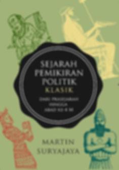 Sampul Sejarah Pemikiran Politik Klasik.