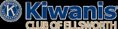 KI Club of Ellsworth BLUEGOLD no white b
