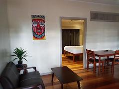 Masurina Lodge self contained apartment