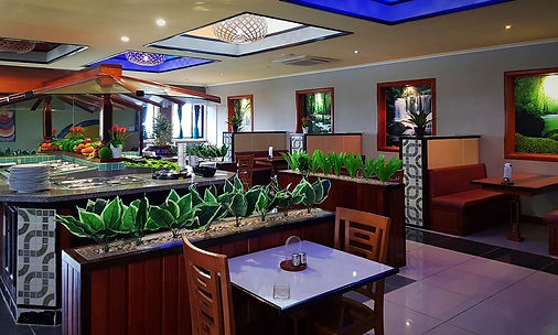Restaurant Masurina Lodge Alotau