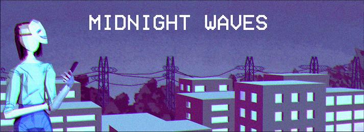 Midnight Wave Fond