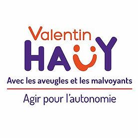 Logo Valentin Hauy
