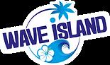 Logo Waves Island