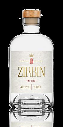 ZIRBIN Dry Gin 0,7l
