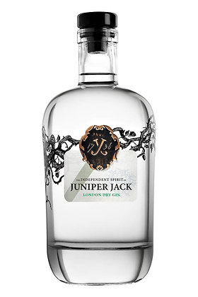 LONDON DRY GIN 500ml, Juniper Jack