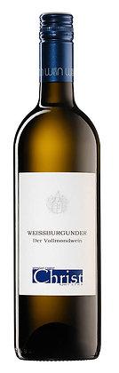Der Vollmondwein Weissburgunder 2020, Christ