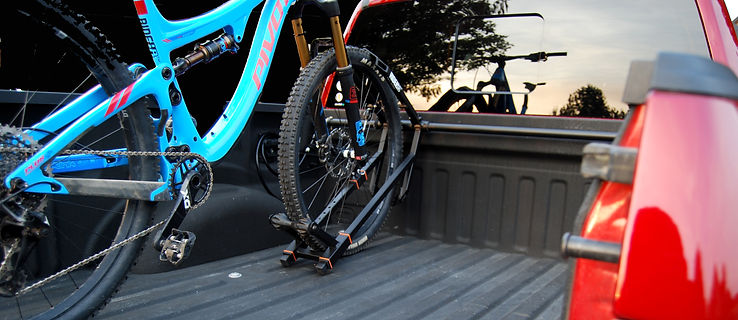 Ride88 original truck bike rack