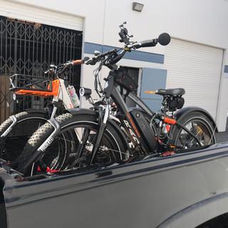 Chevy w/E-bikes
