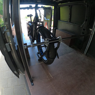 Van w/room to expand