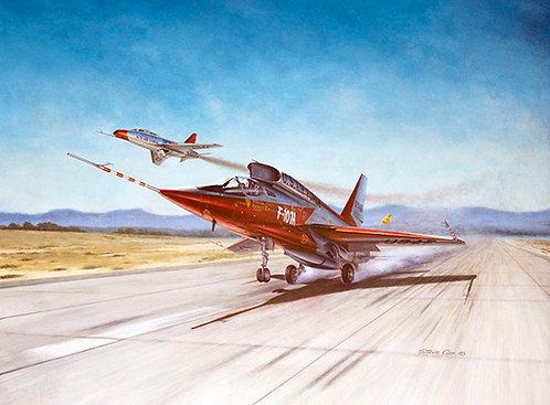 YF-107A Ultra Sabre