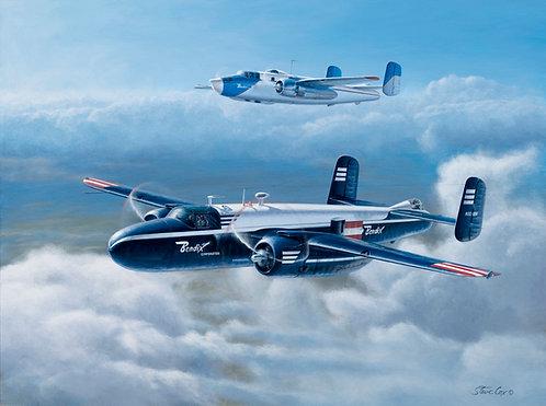 Bendix's B-25's