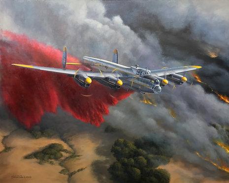 Lancaster Fire Bomber