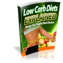 Low Carb Diets Explained