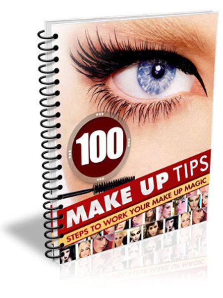 100 Make-Up Tips